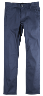 PURE SLIM CHINO - NAVY - hi-res