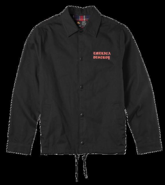 Bevelled Jacket -  - hi-res