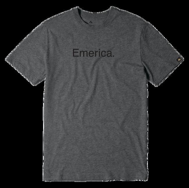 Pure Emerica 12.1 - CHARCOAL/HEATHER - hi-res
