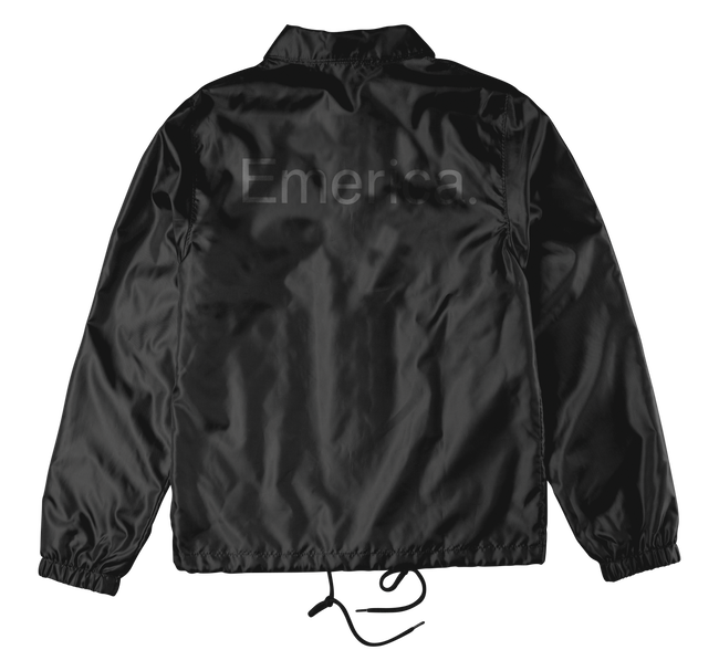 TRIANGLE JACKET - BLACK - hi-res