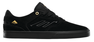 REYNOLDS LOW VULC - BLACK/GOLD - hi-res