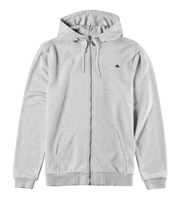 Triangle Zip Hood -  - hi-res
