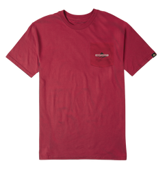 Indy Pocket Tee - CARDINAL - hi-res