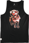 Emerica X Mouse Chief Dog Tank - BLACK - hi-res