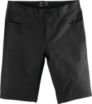 Pure 5 PKT Short - BLACK - hi-res