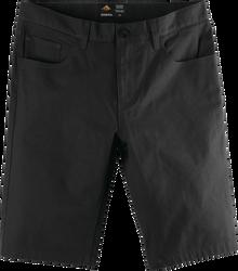 Pure 5 PKT Short - BLACK - hi-res