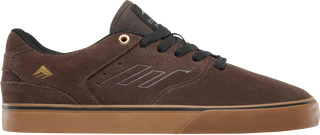 REYNOLDS LOW VULC - BROWN/GUM/GOLD - hi-res