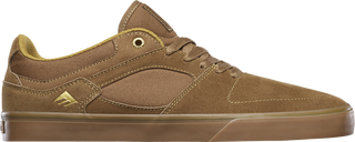 HSU LOW VULC - BROWN/GUM - hi-res