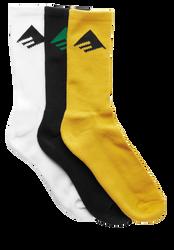 Pure Sock 3 Pack - ASSORTED - hi-res