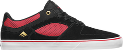 Hsu Low Vulc - BLACK/RED - hi-res