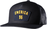 TRAINSPOTTER BALL CAP - NAVY - hi-res