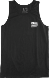 PURE FLAG TANK - BLACK - hi-res
