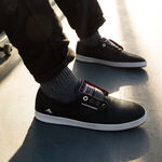 ROMERO LACED X INDY - BLACK/GREY/BLACK - hi-res