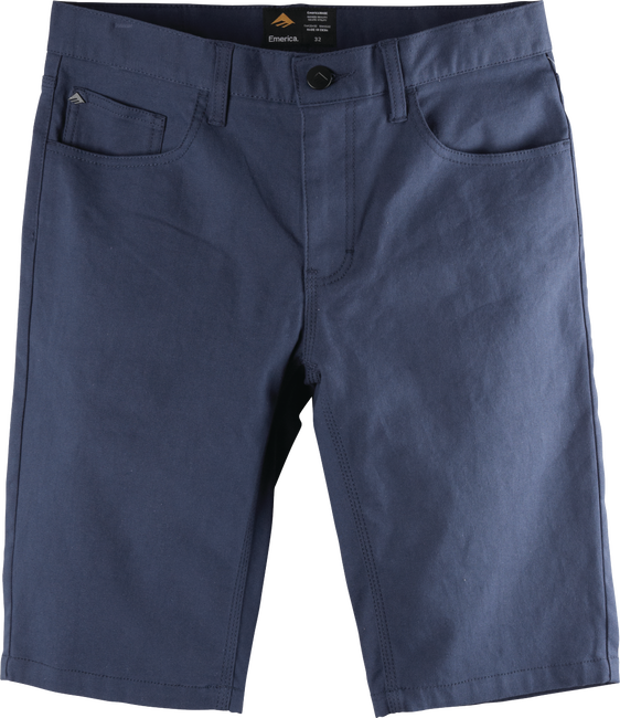 Pure 5 PKT Short - NAVY - hi-res