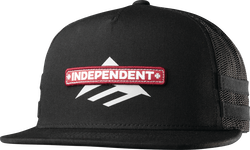 Indy Trucker Hat - BLACK - hi-res