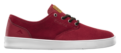 Romero Laced - BURGUNDY - hi-res