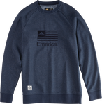 ARROWS CREWNECK - NAVY - hi-res