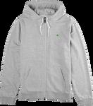 Triangle 2 Zip Hood - GREY/HEATHER - hi-res
