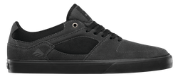Hsu Low Vulc - DARK GREY/BLACK - hi-res