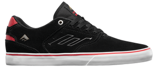 REYNOLDS LOW VULC - BLACK/WHITE/RED - hi-res