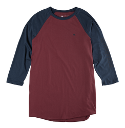 Stimulous Raglan - NAVY/RED - hi-res