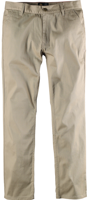 Pure Slim Chino - KHAKI - hi-res