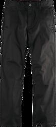 Pure Straight Chino - BLACK - hi-res