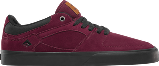 HSU LOW VULC - BURGUNDY - hi-res