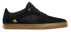 Hsu Low Vulc - BLACK/GUM - hi-res