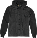 RIDE JOHNNY JACKET - BLACK - hi-res