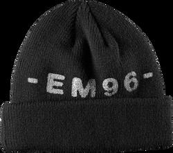 EM96 BEANIE - BLACK - hi-res