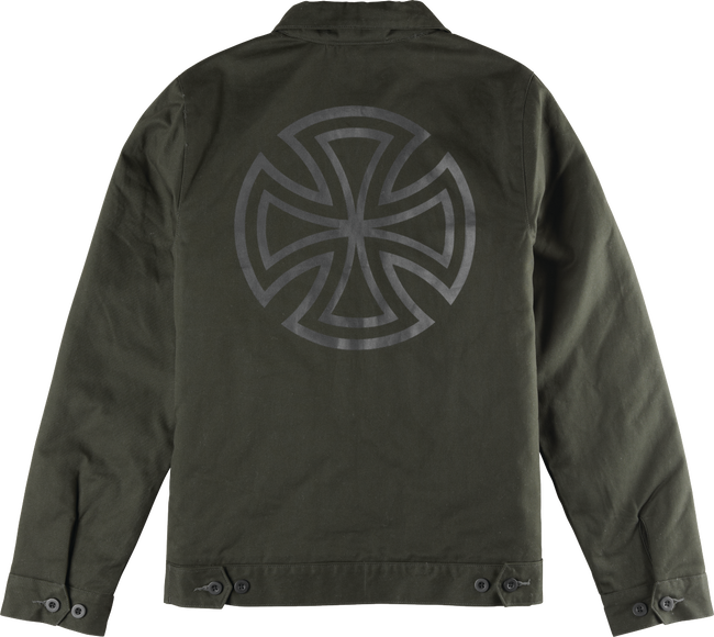 Indy Mobill jacket - GREEN - hi-res