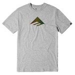 Rasta Triangle - GREY/HEATHER - hi-res
