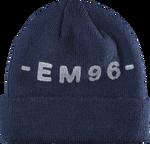 EM96 BEANIE - NAVY - hi-res