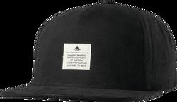 Standard Issue Snapback - BLACK/BLACK - hi-res