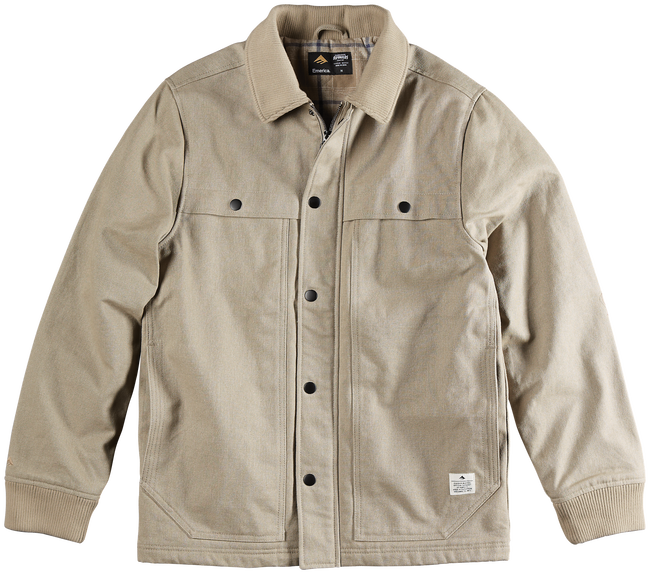 GUNWALE JACKET - TAN - hi-res