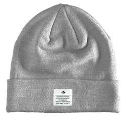 Standard Issue Beanie - GREY/HEATHER - hi-res