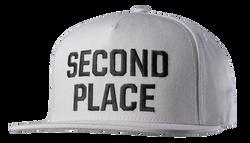 Second Place Snapback - GREY - hi-res
