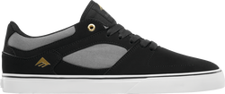 HSU LOW VULC - BLACK/GREY/WHITE - hi-res