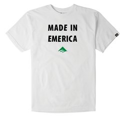 Made In Emerica - WHITE - hi-res