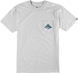 Awesome Eagle Pocket Tee - GREY/HEATHER - hi-res