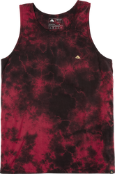 TRIANGLE WASH TANK - RED/BLACK - hi-res