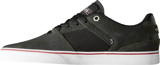Reynolds Low Vulc X Independent - DARK GREEN - hi-res