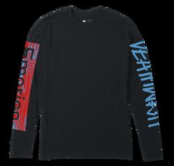 DEATHWISH L/S T-SHIRT - BLACK - hi-res