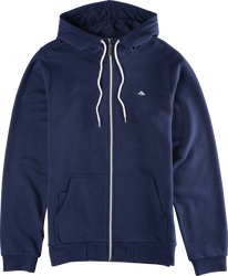Triangle 2 Zip Hood - NAVY - hi-res