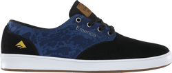 ROMERO LACED - BLACK/BLUE - hi-res