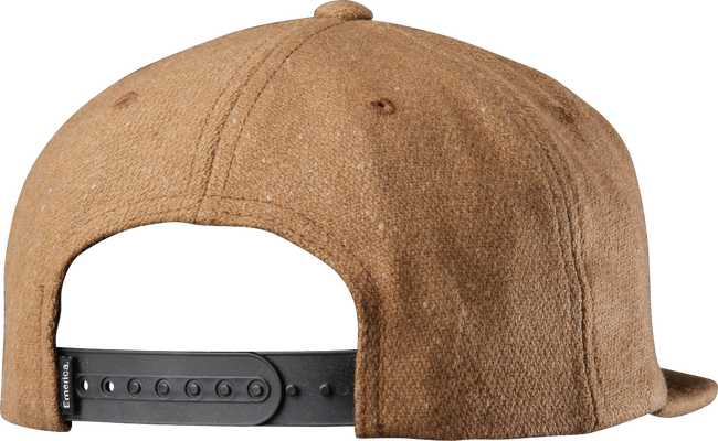 Bruiser Ball Cap - BROWN - hi-res