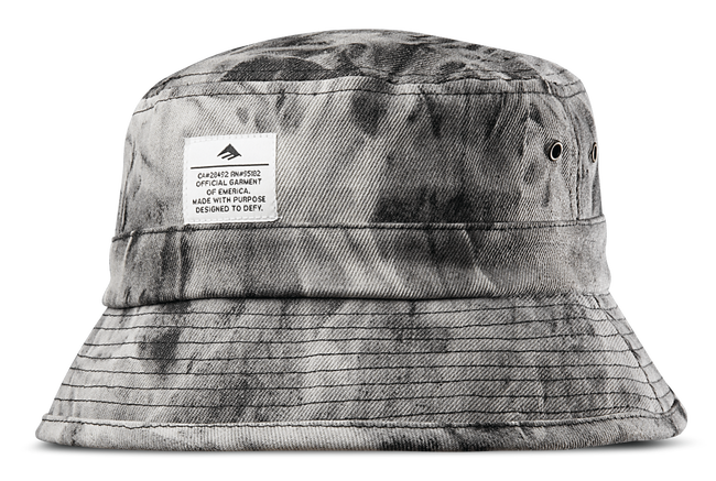 CULIACAN BUCKET HAT - GREY - hi-res