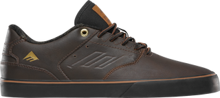 REYNOLDS LOW VULC - DARK BROWN - hi-res