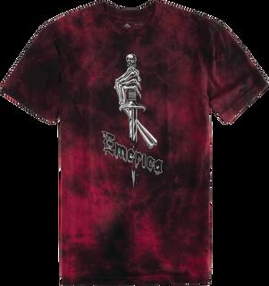 DAGGER WASH - RED/BLACK - hi-res